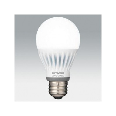 LED電球 一般電球形 広配光タイプ 調光器・密閉器具対応 60形 電球色 E26