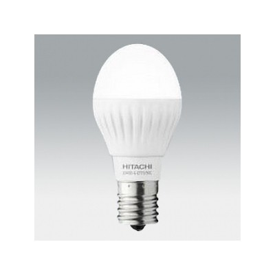 LED電球 小形電球形 広配光タイプ 断熱材施工器具・密閉器具対応 50形 昼光色 E17