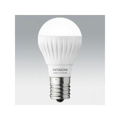 LED電球 小形電球形 下方配光タイプ 断熱材施工器具・密閉器具対応 40形 電球色 E17