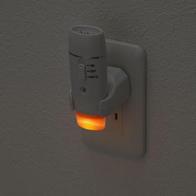 充電式 LEDセンサーナイトライト ホワイト 画像5