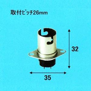 B15D/1523型ソケット