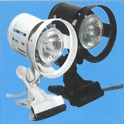 ブラッククリップライト 40W (使用電球:ブラックランプ 40W)