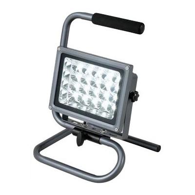 LEDワークライト 防雨タイプ 白色LED 1W×20灯