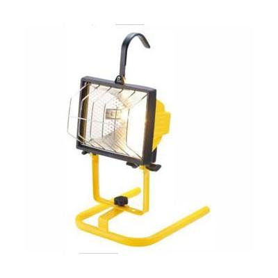 ハロゲンワークライト 屋内・屋外兼用 500W