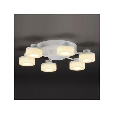 LEDシャンデリア シルキーホワイト 調色・調光タイプ 〜8畳 昼白色〜電球色 引掛シーリング