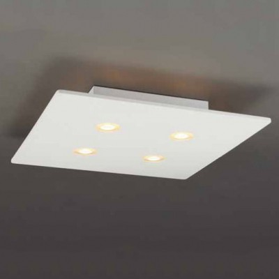 LEDシーリングライト ホワイト 〜4.5畳 GX53 LEDユニットフラット形(LEDユニット別売) 4968478535973
