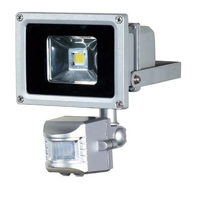 LEDセンサーライト 防雨形 10W 白熱電球200W形相当