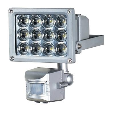 LEDセンサーライト 防雨形 12W