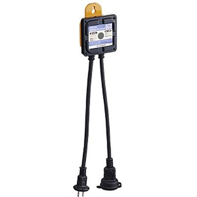 ひかりセンサースイッチ 1000Wタイプ 屋外用 防雨形