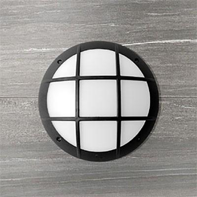 ブラケットライト モダンシリーズ 屋外用 防湿・防雨形 天井・壁面兼用 電球形蛍光灯(EFD) 昼光色