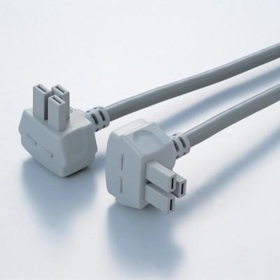 MKコンセント用継線コード 2000mm 定格:250V/15A