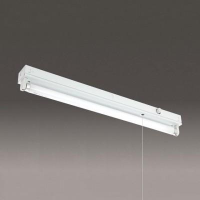 蛍光灯ベースライト トラフ形 60Hz用 FL20形 プルスイッチ付