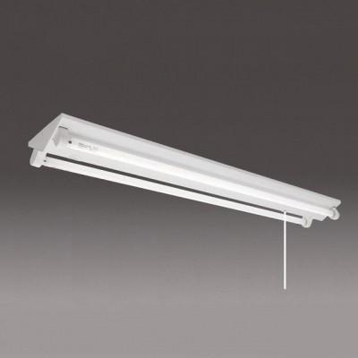 蛍光灯ベースライト 逆富士形 FHF32形×2灯 プルスイッチ付