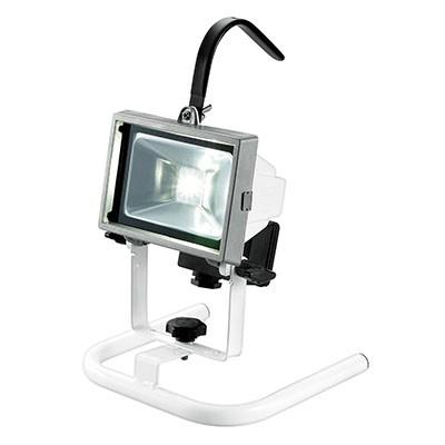LED投光器 M&M LED3W 白色 コード長2m