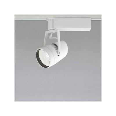 LED一体型スポットライト(ダクトレール用) ファインホワイト HID35W相当 配光角:20° 白色