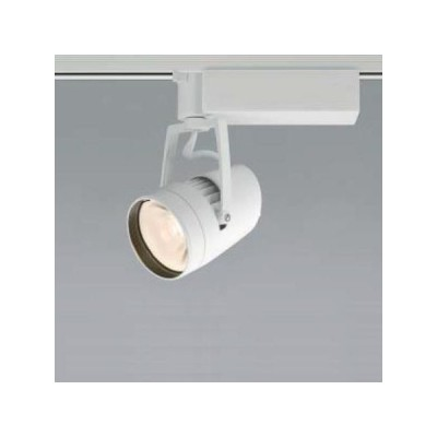LED一体型スポットライト(ダクトレール用) ファインホワイト HID35W相当 配光角:25° 電球色
