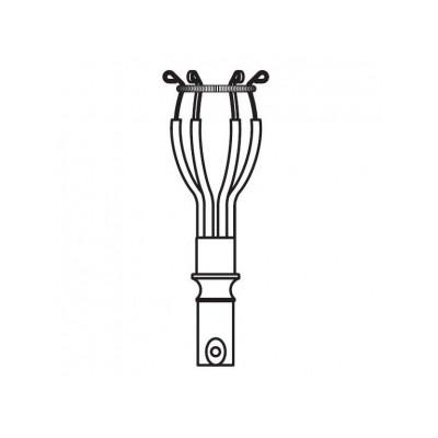 ランプチェンジャーキャッチヘッド 各種電球用(適合ランプバルブ径:φ45〜70)