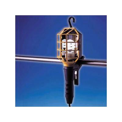 ハンディクリップランプ 電球形蛍光ランプ14形(60W相当) 昼光色