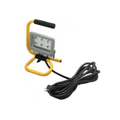 LED投光器 スタンドタイプ 屋外用 IP66 6W