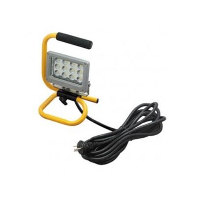 LED投光器 スタンドタイプ 屋外用 IP66 12W