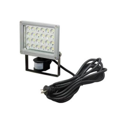 LED投光器 センサタイプ 屋外軒下用 24W