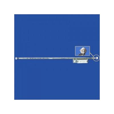 I型看板灯ホルダー 片スプリング式 50Hz用 100V 20形 グロー球付