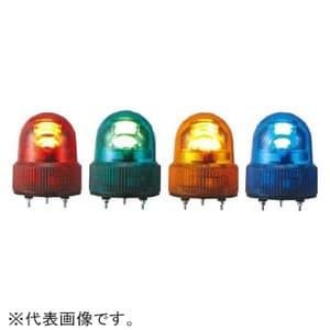 LED回転灯 レッド Φ118 24V