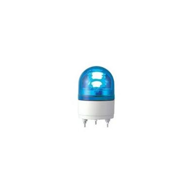 LED回転灯 ブルー Φ100 100V