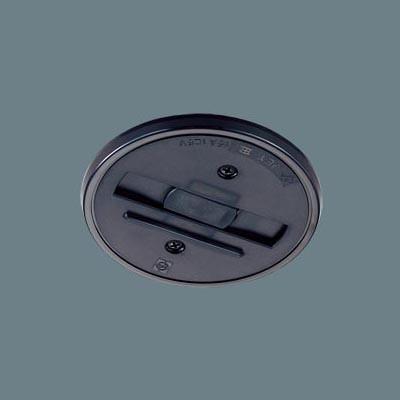 ダクトレール ショップライン(100V用配線ダクトシステム) スポットベース ブラック