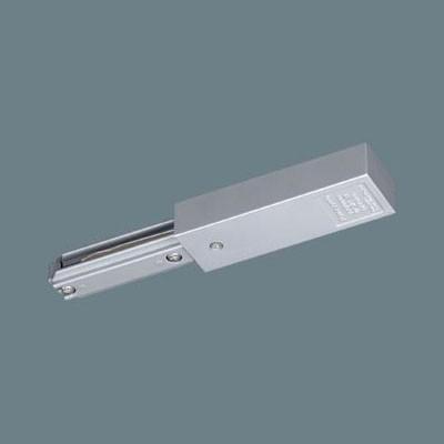 ダクトレール ショップライン(100V用配線ダクトシステム) シルバー フィードインキャップ