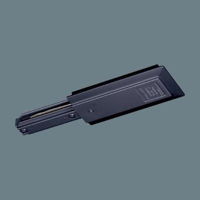 ダクトレール ショップライン(100V用配線ダクトシステム) 埋込用フィードインキャップ ブラック