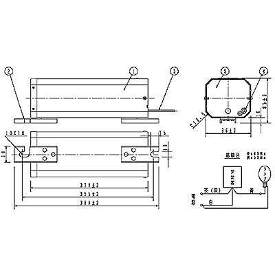 ハイゴールド(効率本位形) 水銀灯安定器点灯形(始動器内蔵形) 60Hz用 270形 一般型 高効率 100V