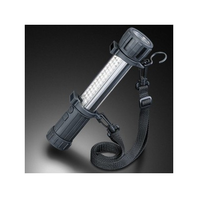 LED作業灯 エコピカ君 セット 防水構造 マグネット付 充電式(本体+バッテリー+ACアダプタ付属)