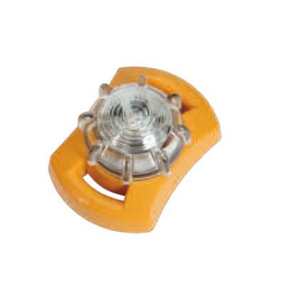 LED点滅器 クリア 防塵・防水タイプ マグネット付