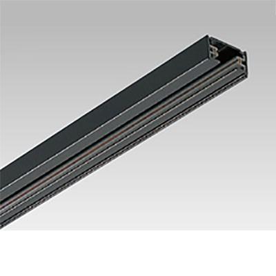 ライティングレール 直付型 黒 長さ:2m