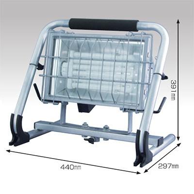 フロスター65S 床スタンド式 蛍光灯ライト 65W コード長:5m