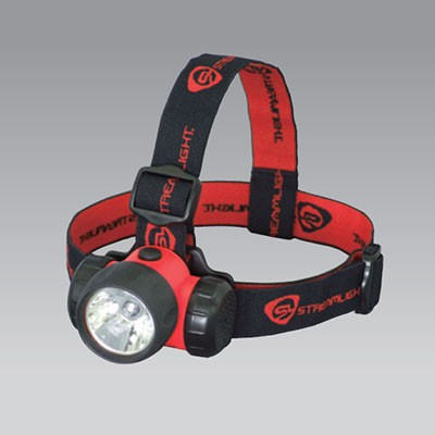 LED防爆懐中電灯 ヘッドランプ 防雨形