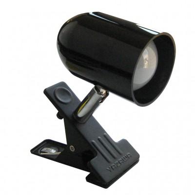 6W 白色 LED クリップライト ブラック