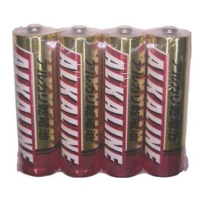 アルカリ乾電池 単3形 4本パック