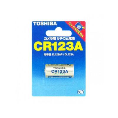 カメラ用リチウム電池 3V 30mA 1400mAh 1個入 4904530015342