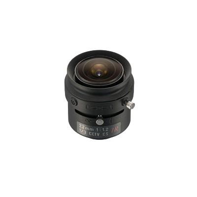 業務用防犯カメラ ALIVIO マニュアルアイリス固定焦点レンズ f=2.2mm/F1.2