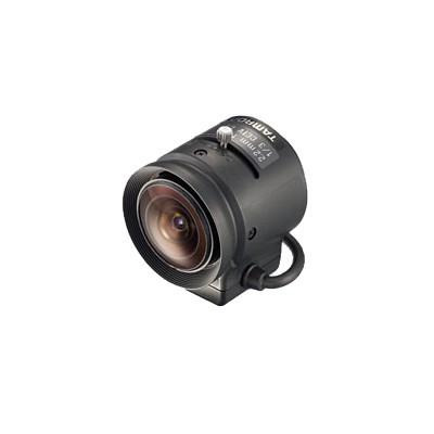 業務用防犯カメラ ALIVIO オートアイリス固定焦点レンズ f=2.2mm/F1.2