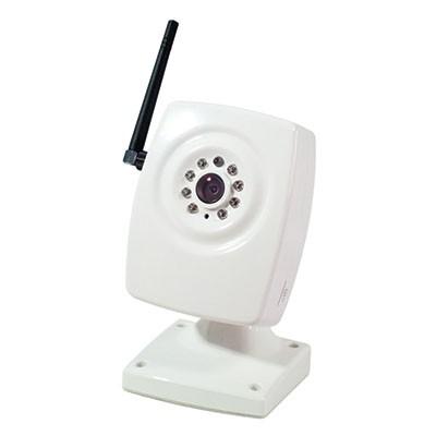 ワールドIPカメラ 無線・有線LAN・スマートフォン対応