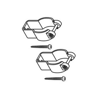 Vフリーライト(T5タイプ用)固定具
