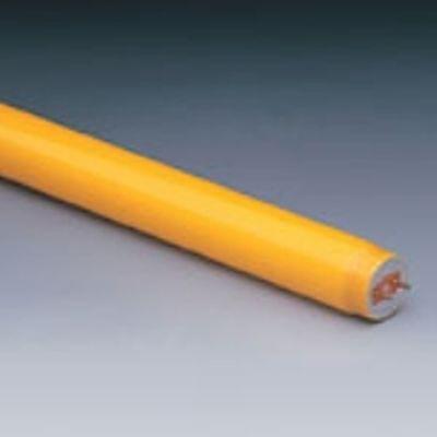 純黄色蛍光ランプ 直管 グロースタータ形 印刷製版用・低誘虫 20W
