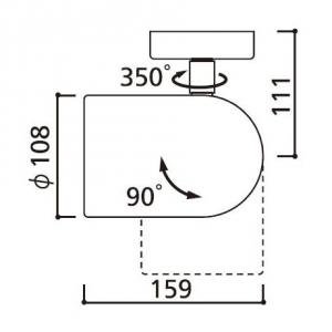 断熱ドレンホース(DSH-25N)用 VP管エルボ 画像4