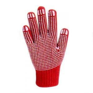 ポチロン 厚手タイプ サイズ:L 赤
