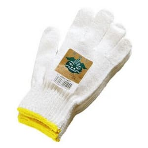 軍手 緑獅子(2本編みシノ) 厚手タイプ 12双組 サイズ:フリー