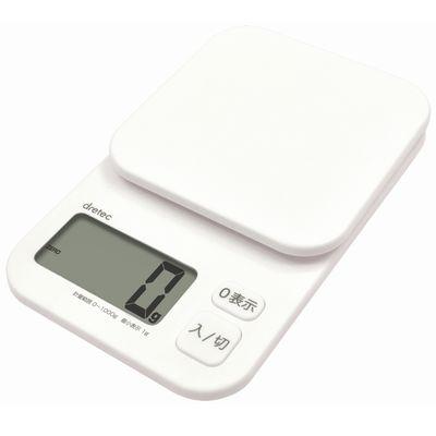 デジタルスケール「トルテ」 1kg ホワイト
