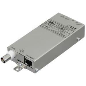 PoE対応TLCモデム 同軸LANモデム ターミナル機 小型タイプ